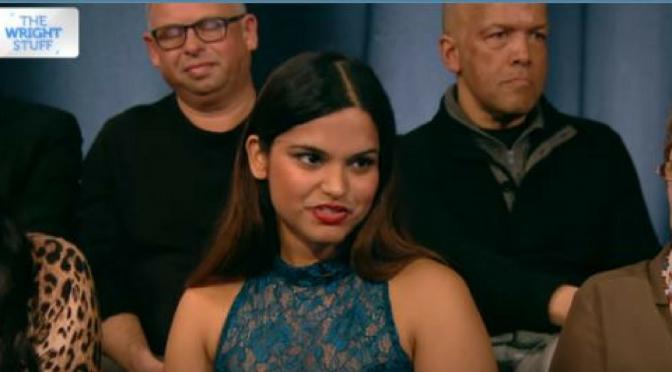 Sami Wunder On National UK Television