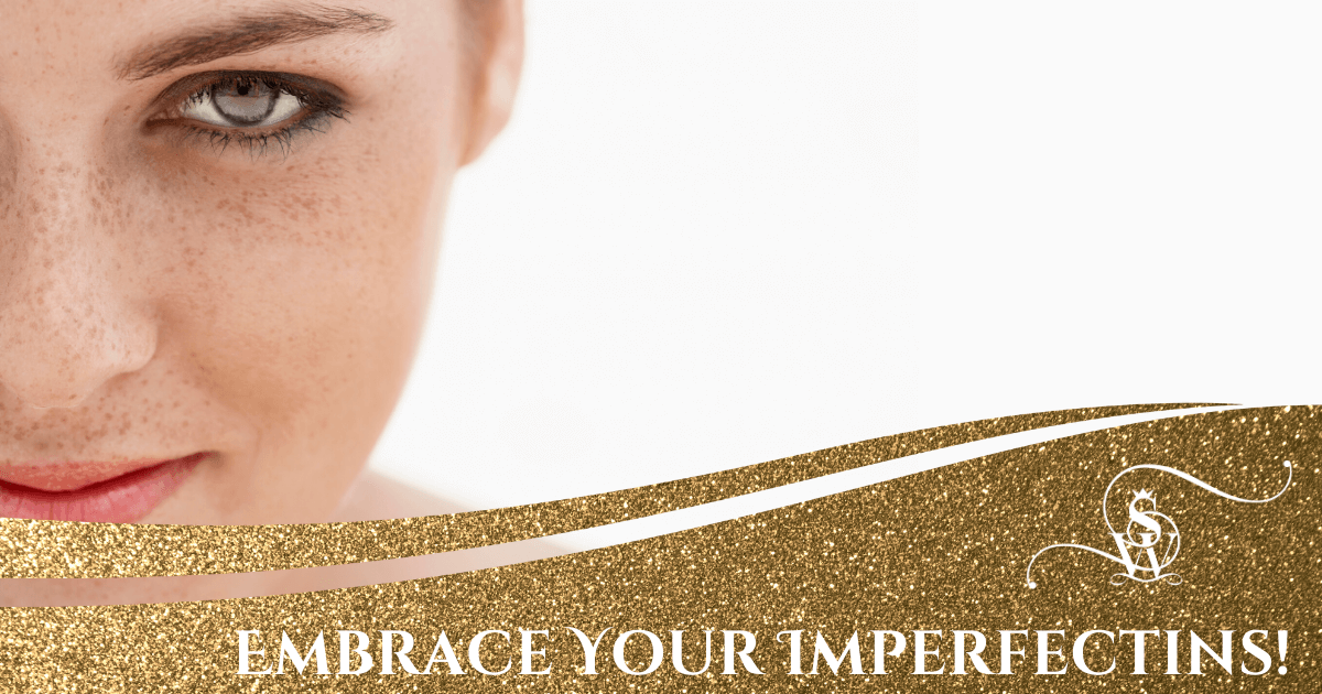 how to accept your imperfections
